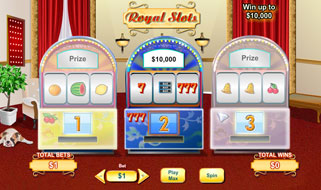Play Royal Slots
