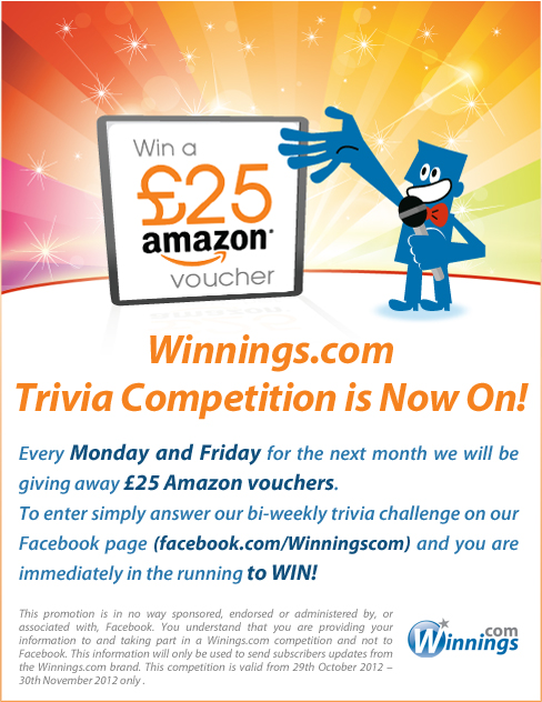 Winnings.com Trivia Competition