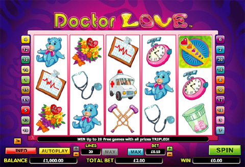 Play Doctor Love Now